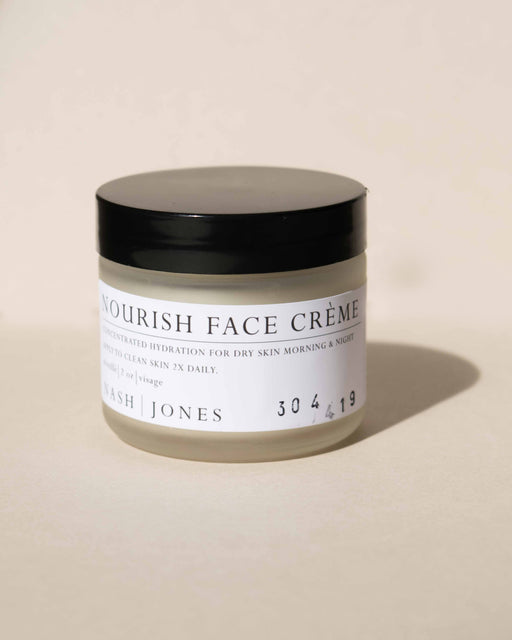 Nash and Jones - Seed Nourish Face Crème