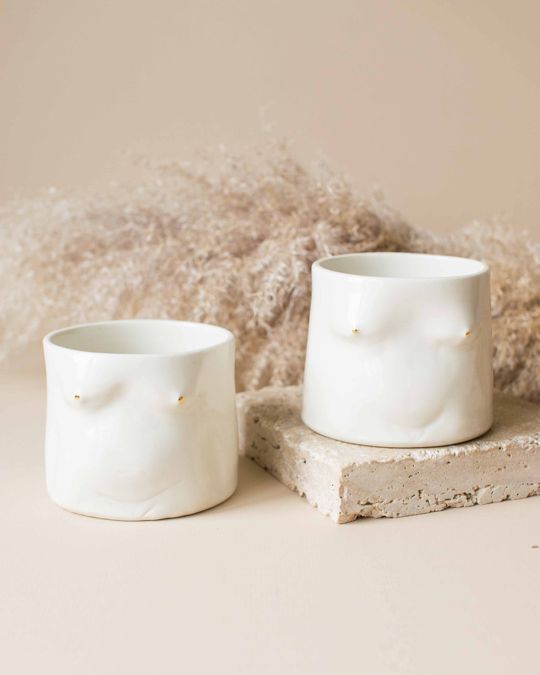 Michele Barrett Ceramics - Body Cup