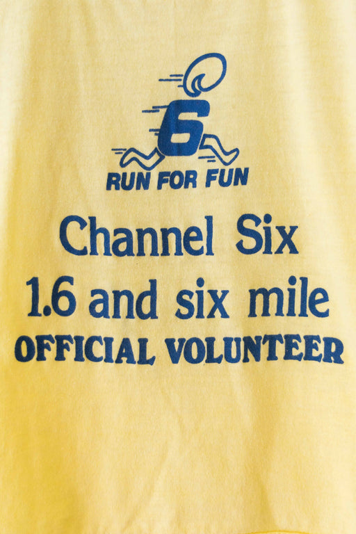 Yellow Channel Six Volunteer Tee