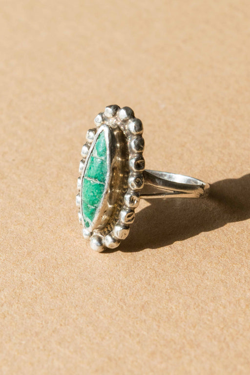 Turquoise Sterling Ring
