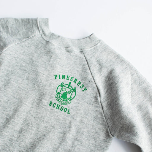 Kid's Grey Pinecrest School Sweatshirt