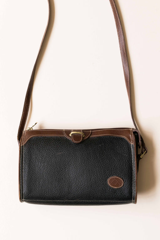 Black + Brown Liz Claiborne Purse