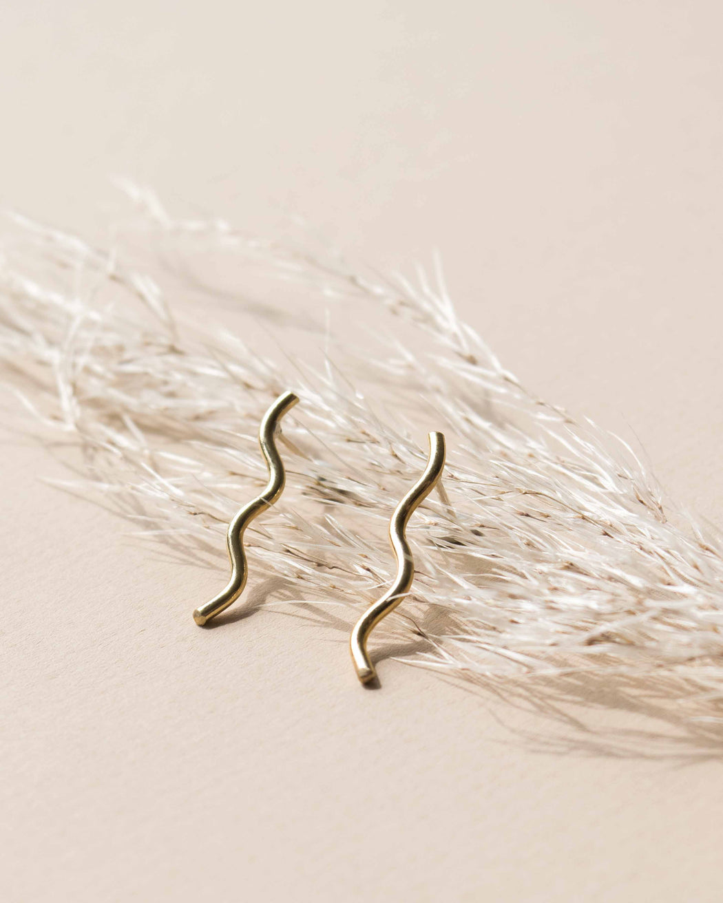 Belle Isle Design Co - Squiggle Earring