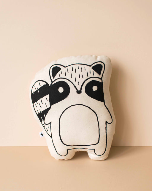 Raccoon Pillow - Imani Collective