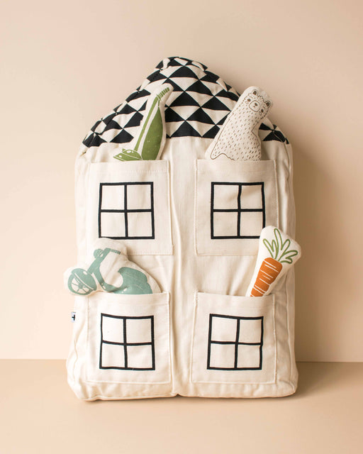 Interactive House Pillow - Imani Collective