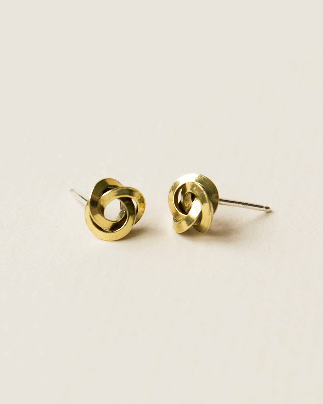 Michelle Starbuck Designs - Simple Knot Studs
