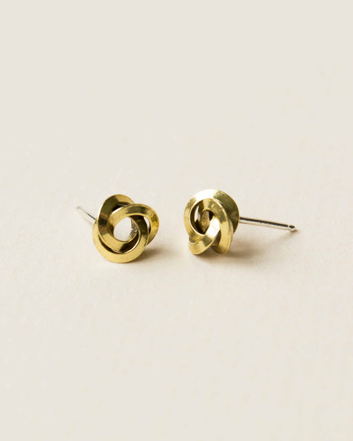 Michelle Starbuck - Simple Knot Studs
