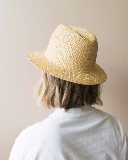 Straw Panama Hat