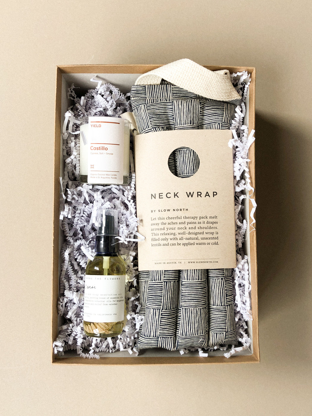 Unwind Mothers Day Gift Set
