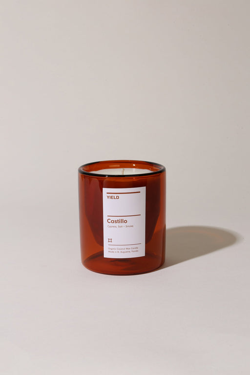 Yield - Castillo Double Walled Candle 6oz