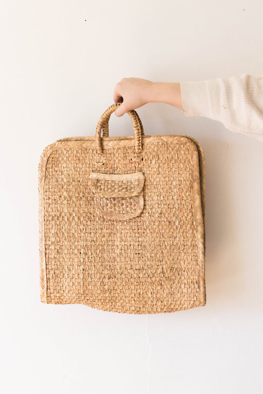 Large Basket Purse