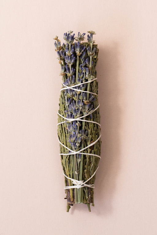 Cedar + Lavender Smudge Bundle