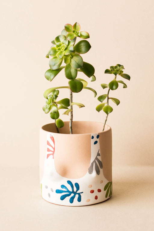 Group Partner - Cutouts Top Planter