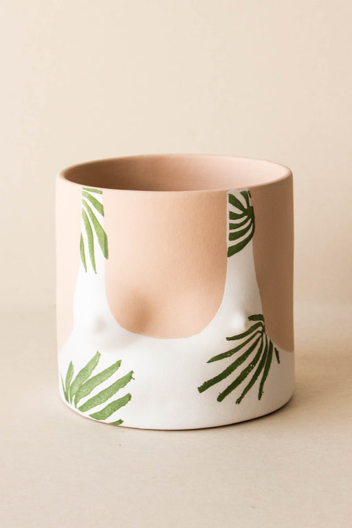 Group Partner- Leaves Tops Planter