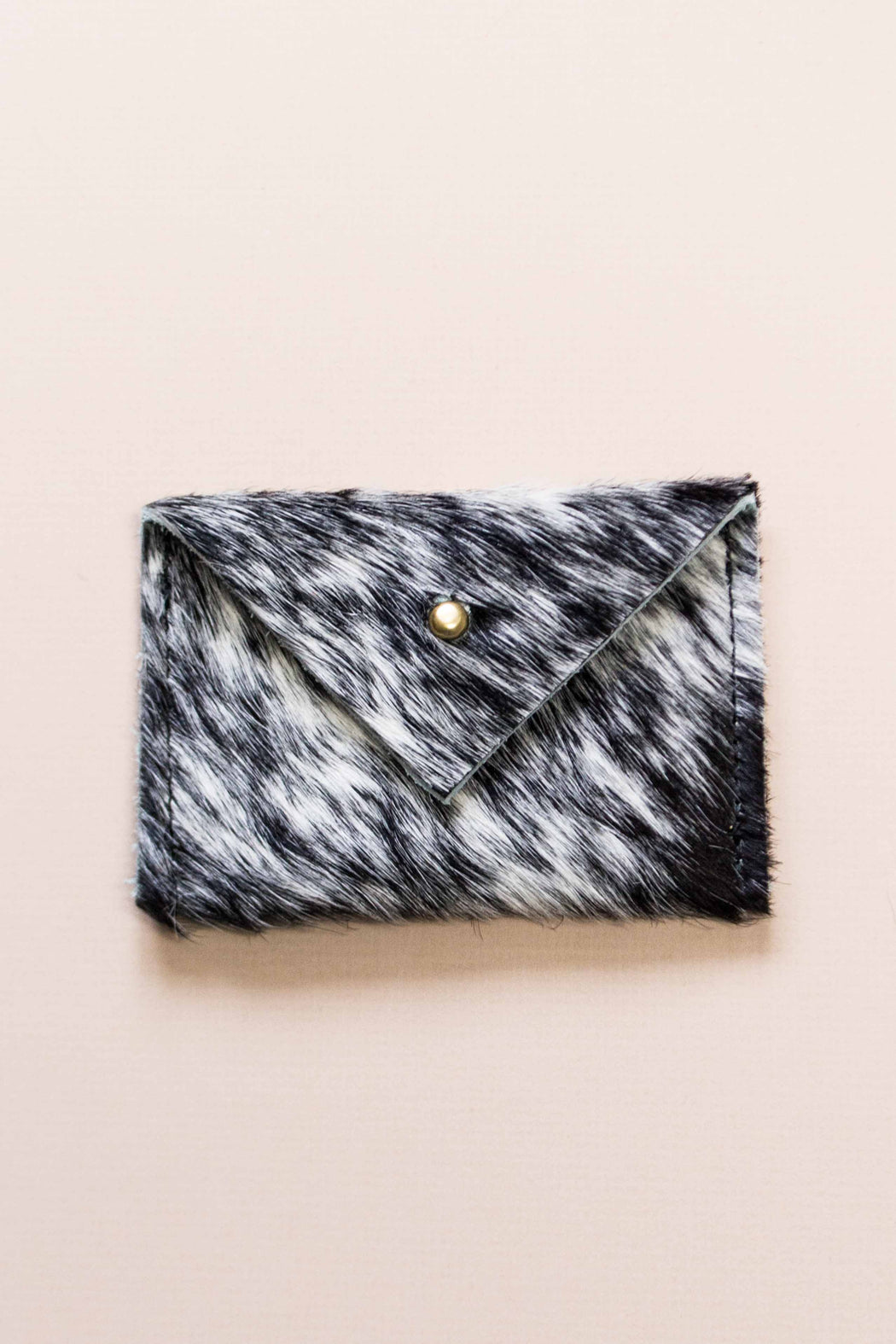 Cowhide Card Wallet