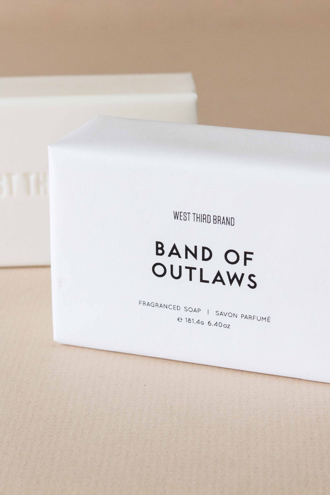 Band Of Outlaws Soap