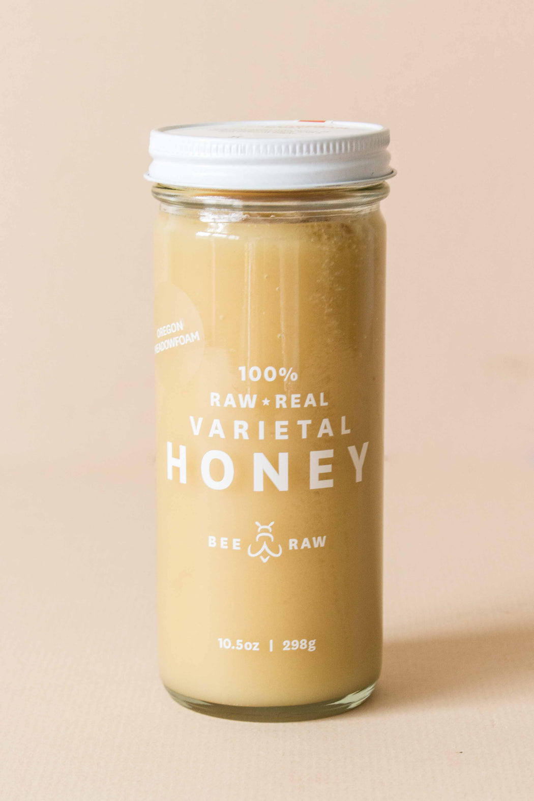 Bee Raw - Oregon Meadowfoam Honey