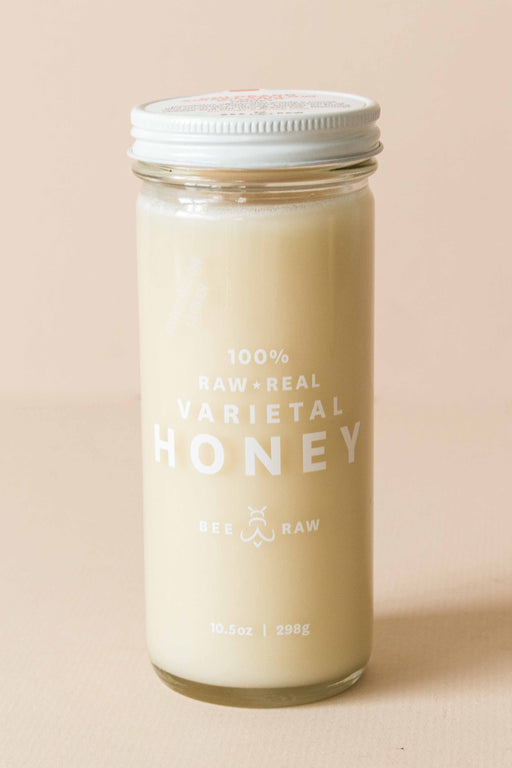 Bee Raw - Colorado Sweet Yellow Clover Honey