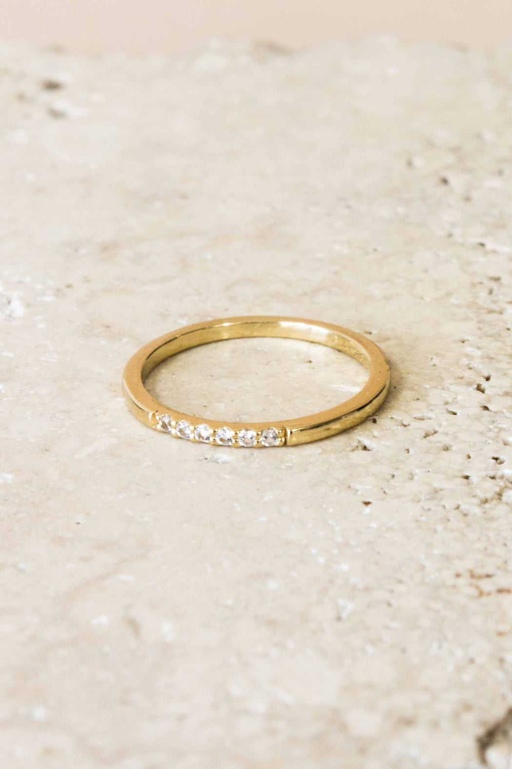Finley Eve Pave Ring