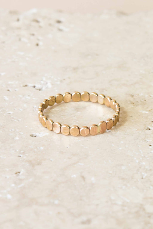 Hannah Naomi - 14k Gold Fill Bead Ring