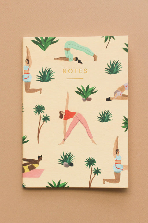 Wrap - Yoga Notebook