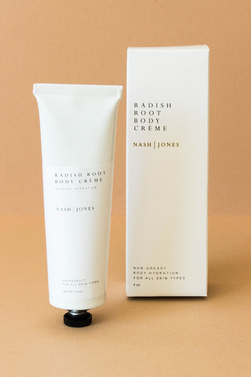 Nash & Jones - Radish Root Body Creme