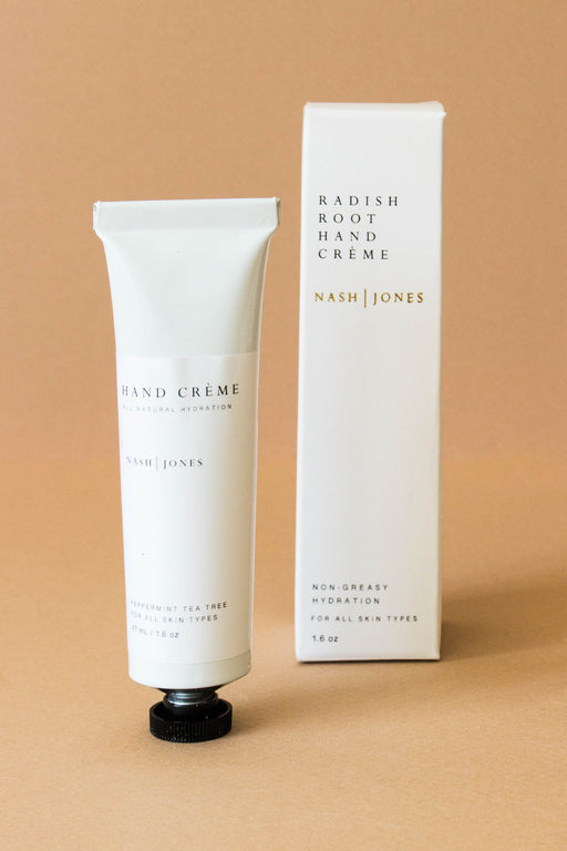 Nash & Jones - Radish Root Hand Creme