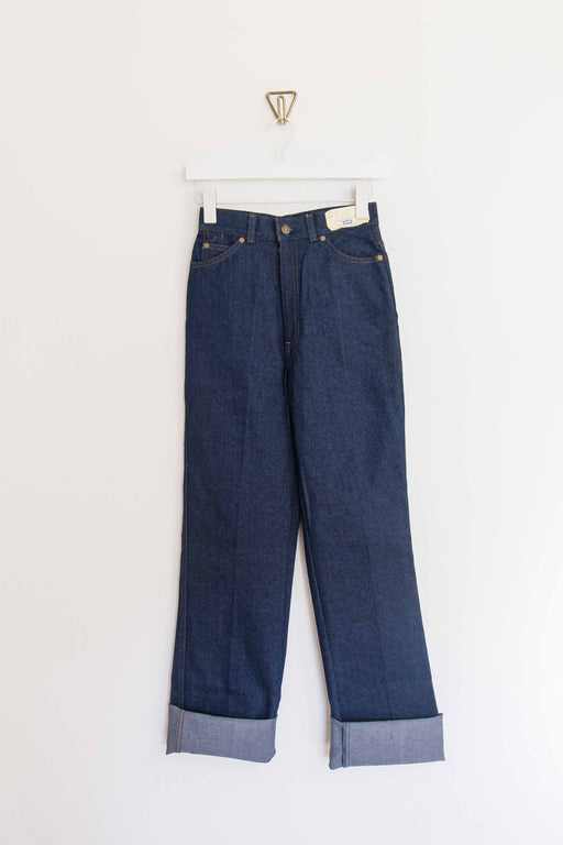 "Dark Wash Dead Stock Levi's - 24"" Waist"