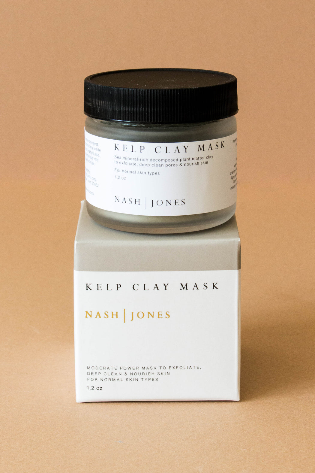Nash & Jones - Kelp Clay Mask