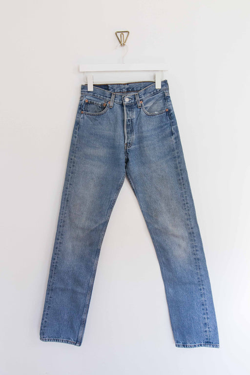 "Light Wash Levi's 501 - 26"" Waist"