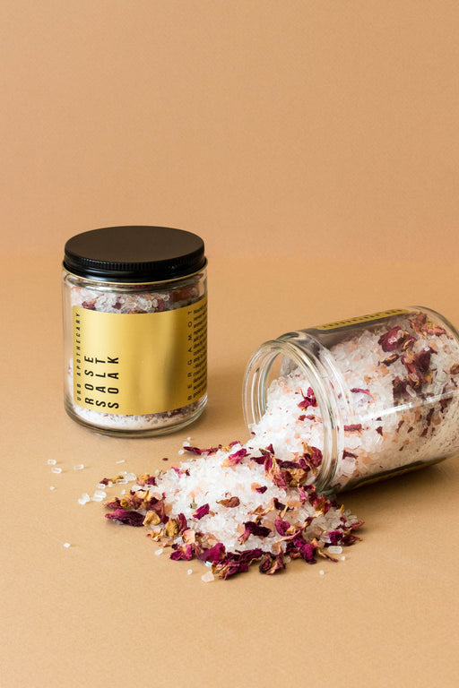 URB Apothecary - Rose Salt Soak