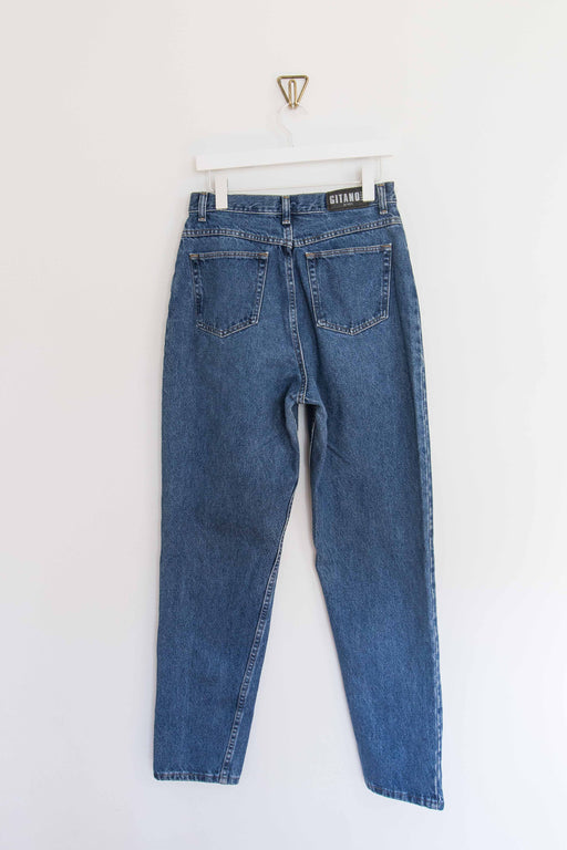 "Medium Wash Gitano Jeans - 30"" Waist"