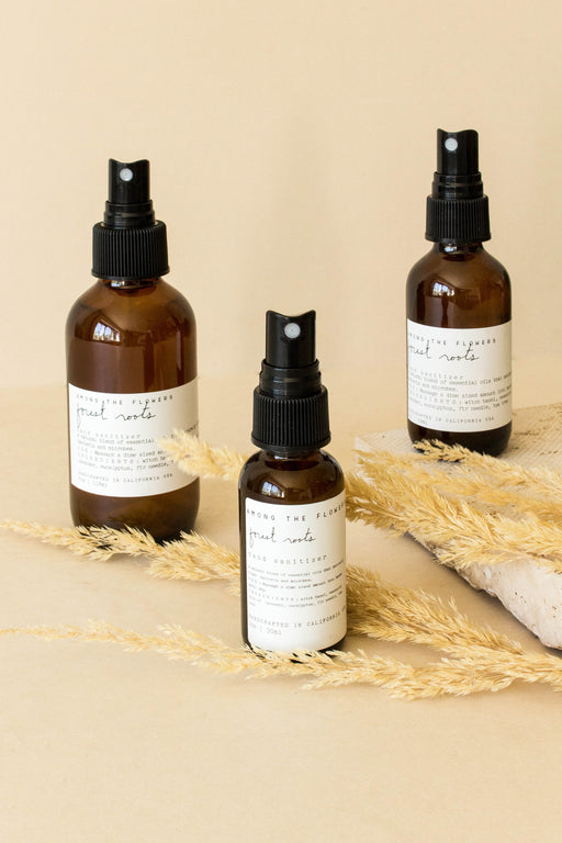 Among the Flowers - Forest Roots Wash Free Cleanser