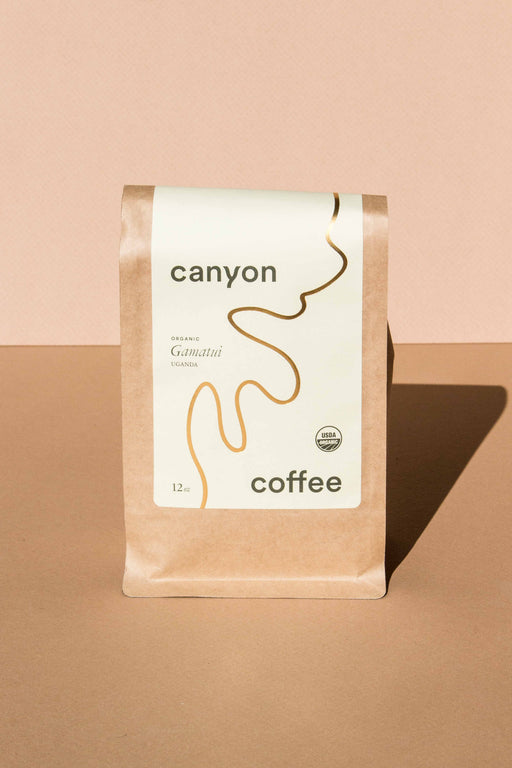 Canyon Coffee - Gamatui, Uganda