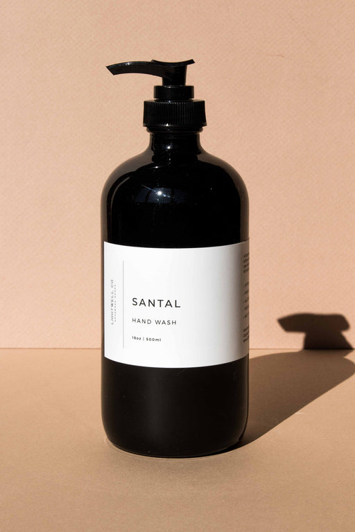 Lightwell Co - Santal Hand Wash