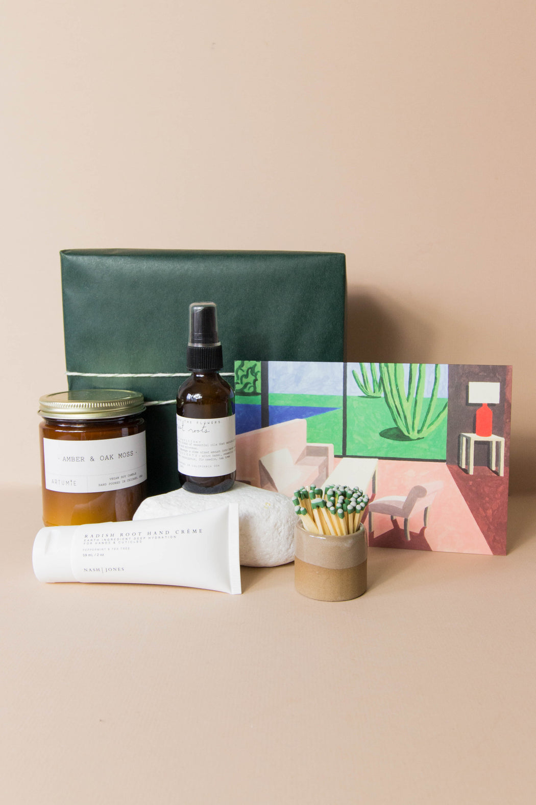 Stay Grounded Gift Set