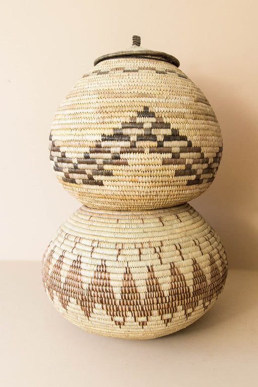 African Beer Basket