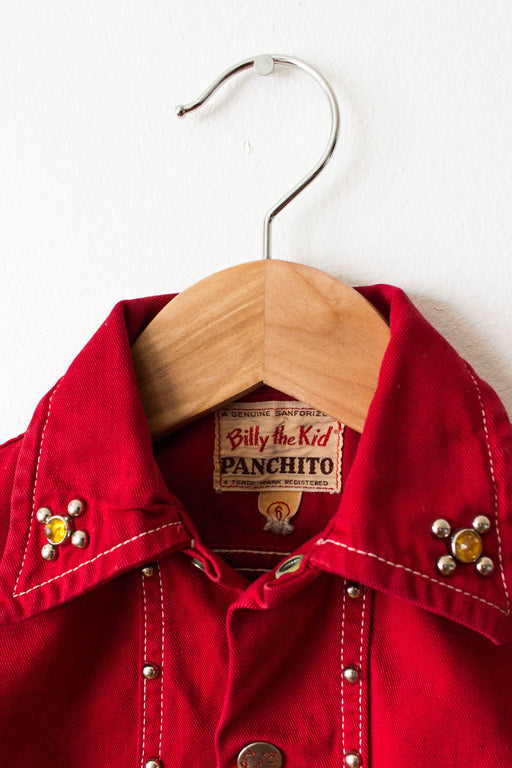 Billy The Kid Red Jacket