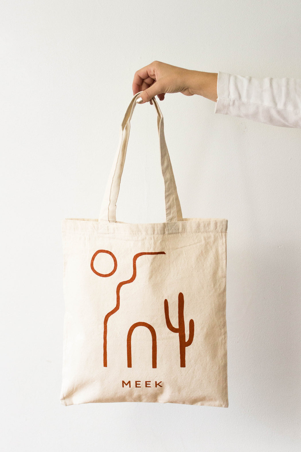Desert Collection Tote - Terracotta