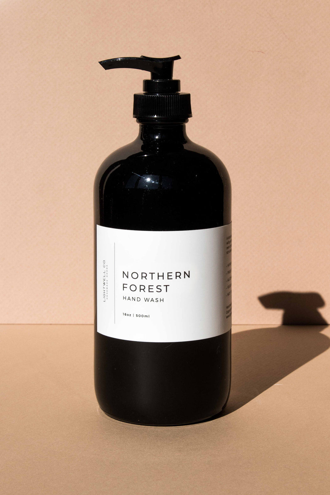 Lightwell Co - Northern Forest Hand Wash