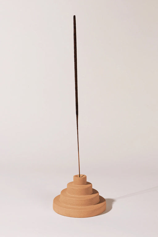 YIELD - Meso Incense Holder Terra
