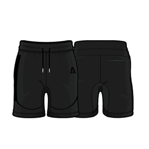 Black/Black | Tech Fleece Shorts