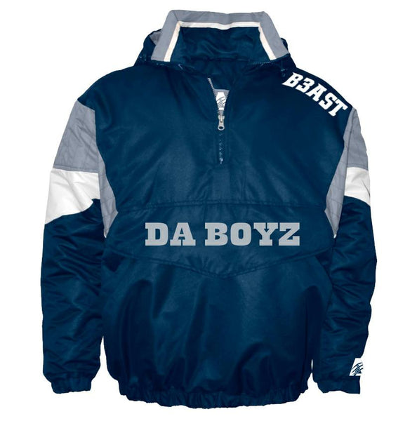 Navy/White/Grey | Da Boyz | Team Jacket | Pre-Order