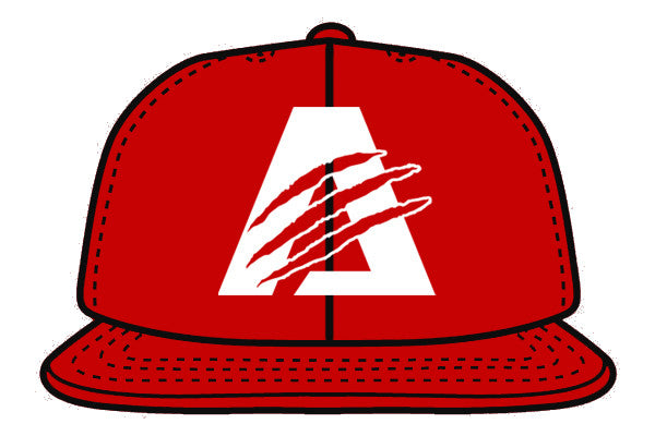 Red/White | AlphaB3AST™ | Snapback
