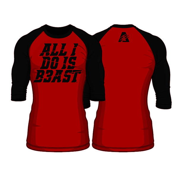Red/Black | Perform Raglan