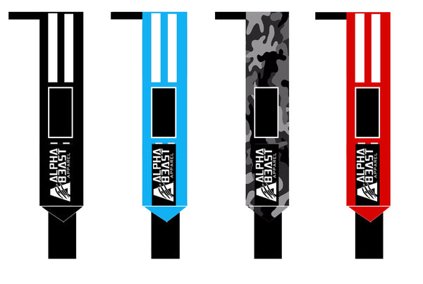 ALPHAB3AST | Wrist Wraps | Various Colors