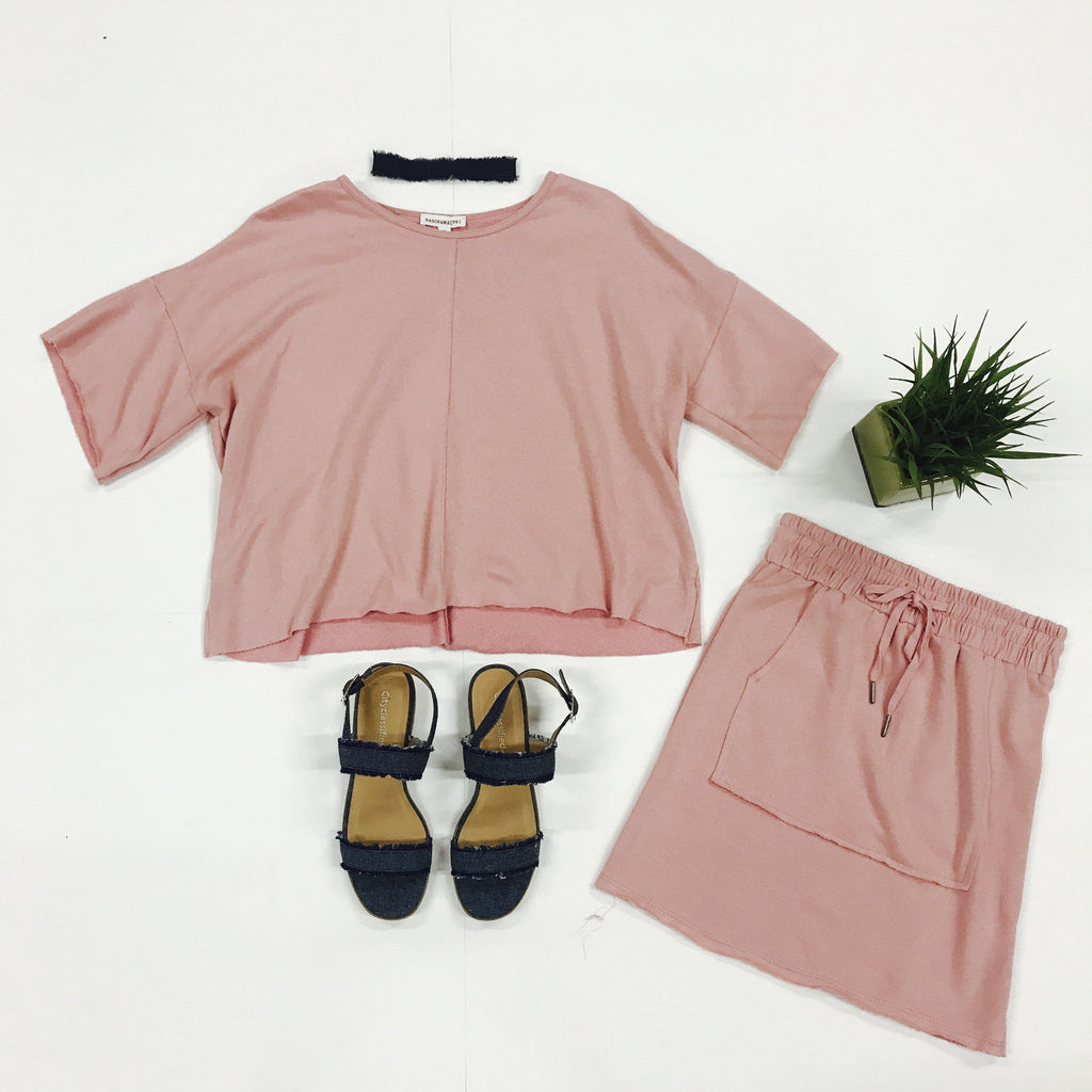 Casual Friday Set-Skirt