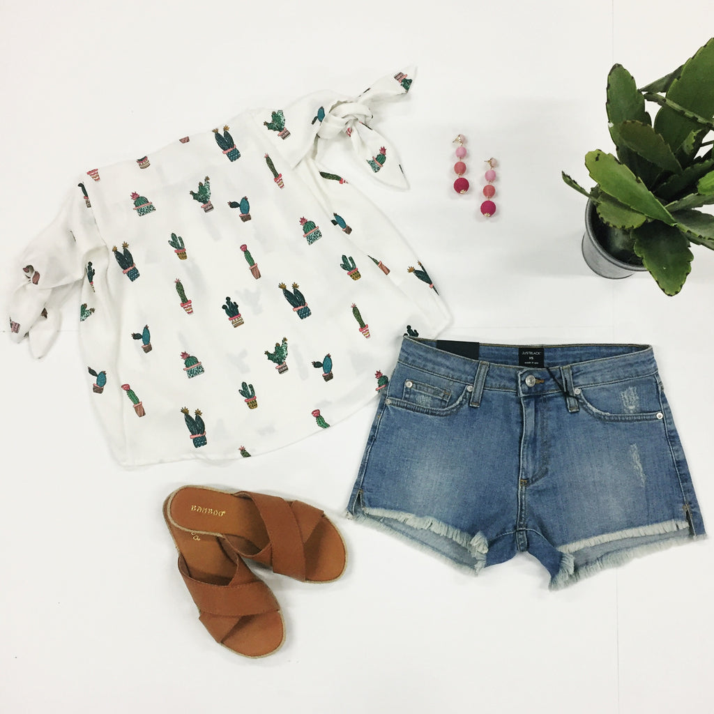 Prickly Pear Top