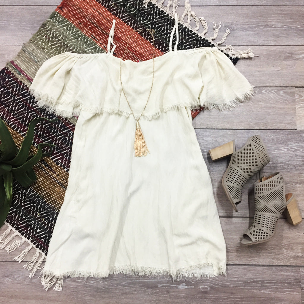 Sand Between Your Toes Dress
