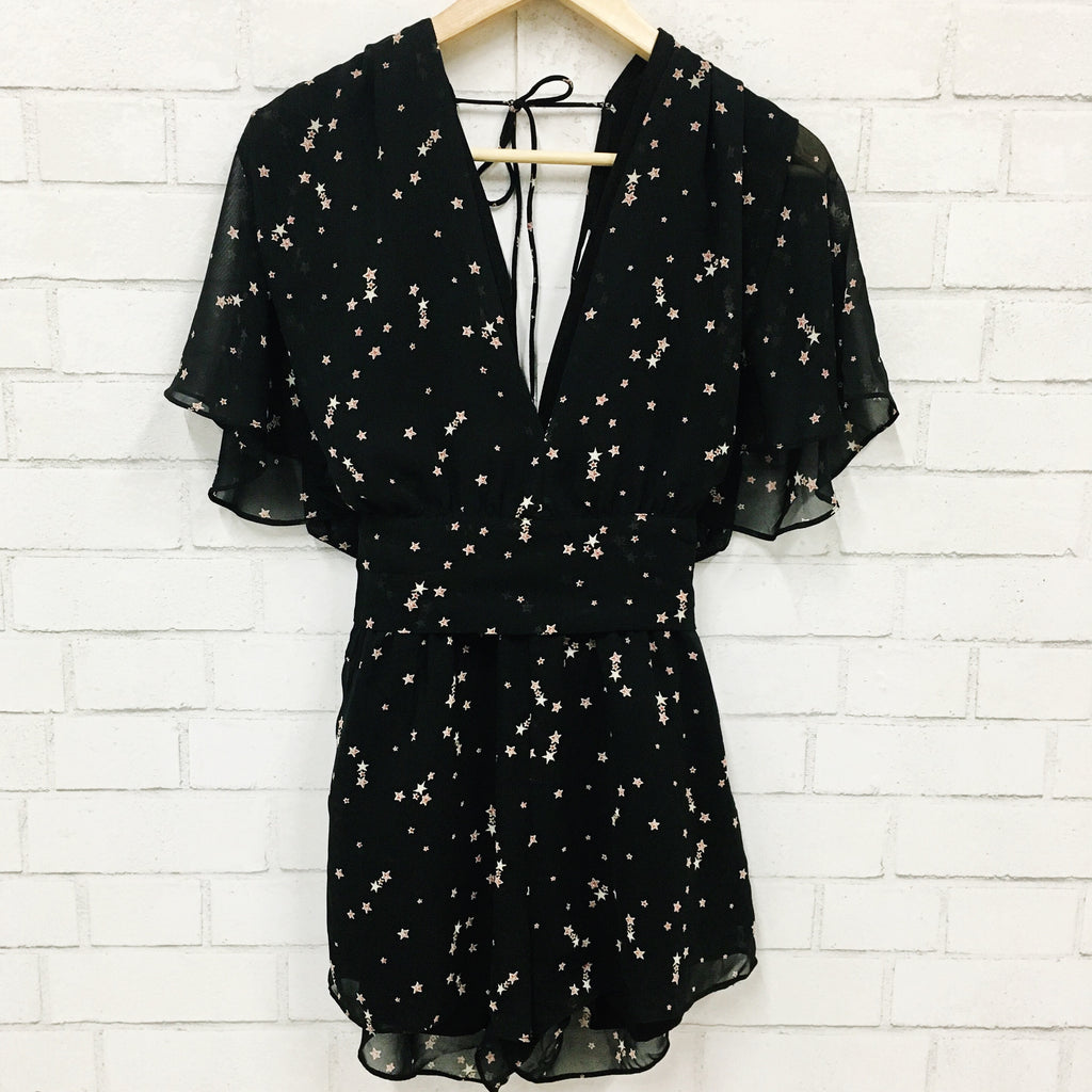 Online Exclusive: Star Crossed Romper